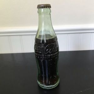 Vintage Coca-Cola Bottle